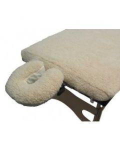 Fleece Pad and Crescent Set