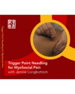Trigger Point Needling for Myofascial Pain with Jennie Longbottom (DVD)