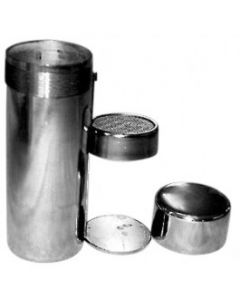 Cylindrical Case with Stand