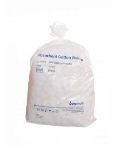 Cotton Balls-Small-500 Per Bag