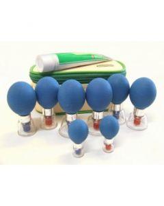 Hai-Chi Magnet 8 Cupping Set